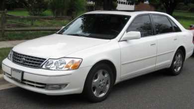 Photo of 2001 Toyota Avalon OEM Service and Repair Manual (PDF).