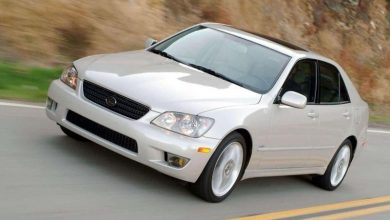 2002-2005 Lexus IS300 service and repair manual
