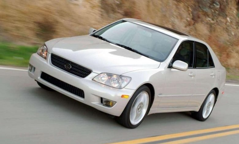 2002-2005 Lexus IS300