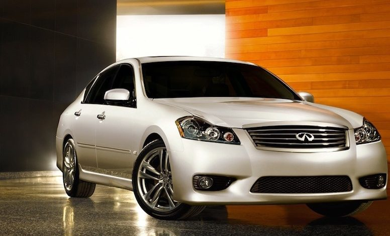 2003-2007 Infiniti M45-M35 service and repair manual