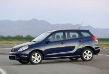 Photo of 2003 Toyota Matrix OEM Service and Repair Manual (PDF).