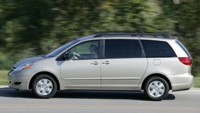 Photo of 2004-2007 Toyota Sienna OEM Service and Repair Manual (PDF)