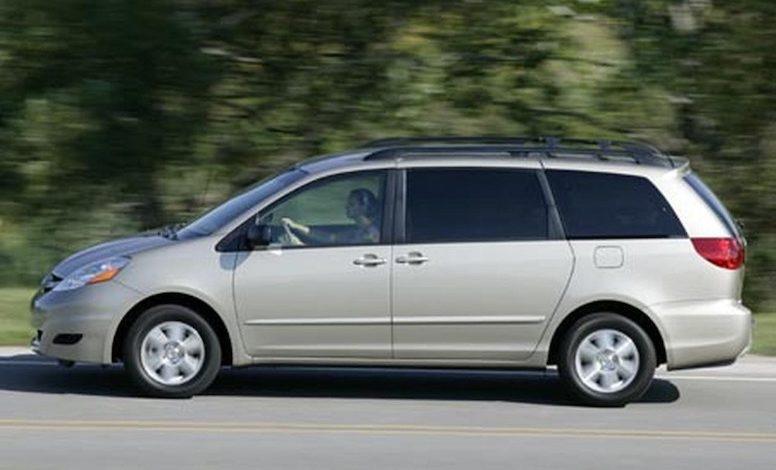 2004-2007 Toyota Sienna