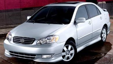 Photo of 2004 Toyota Corolla OEM Service and Repair Manual (PDF).