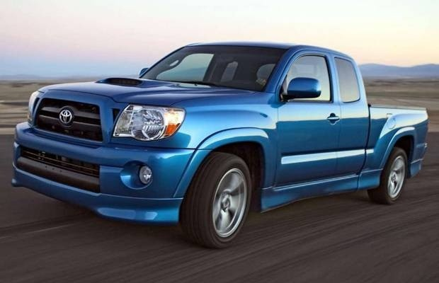 Download 2006 Toyota Tacoma Electrical Wiring Diagrams