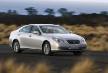 Photo of 2007 LEXUS ES350 OEM Service and Repair Manual.