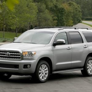 Download 2001-2007 Toyota Sequoia Service Repair Manual