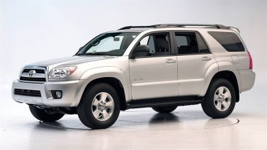 Photo of 2007 Toyota 4Runner OEM Service and Repair Manual.