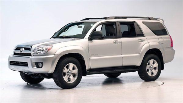 Download 2005-2009 Toyota 4Runner Service Repair Manual.