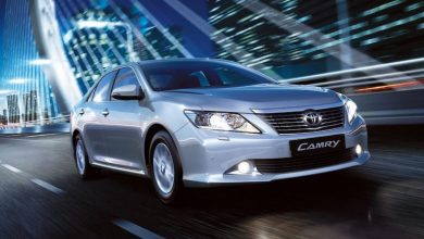 Photo of 2007 Toyota Camry OEM Service and Repair Manual.