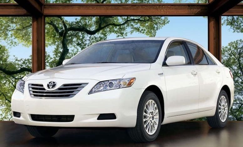 2007 Toyota Camry Hybrid Oem Service And Repair Manual
