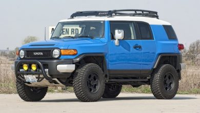 Photo of 2007 Toyota FJ Cruiser OEM Service and Repair Manual