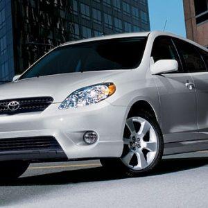 Download 2004-2007 Toyota Matrix Service Repair Manual