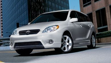 Photo of 2007 Toyota Matrix OEM Service and Repair Manual
