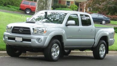 Photo of 2007 Toyota Tacoma Service and Repair Manual (PDF)