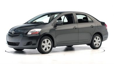 Photo of 2007 Toyota Yaris OEM Service and Repair Manual.