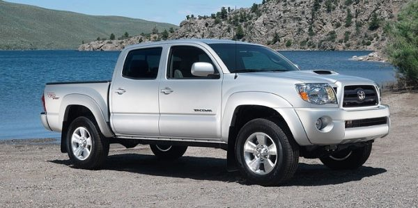 Download 2005-2008 Toyota Tacoma Service Repair Manual