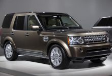 Photo of 2009-2011 Land Rover Discovery D4/LR4, OEM Service and Repair Workshop Manual.