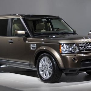 Download 2009-2011 Land Rover Discovery 4 Service Repair Manual.