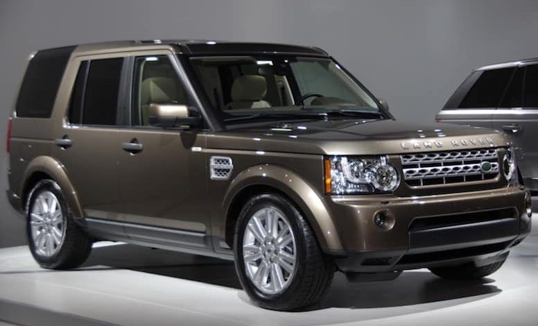 2009-2011 Land Rover Discovery D4/LR4