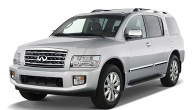 2010 Infiniti QX56 repair and service manual