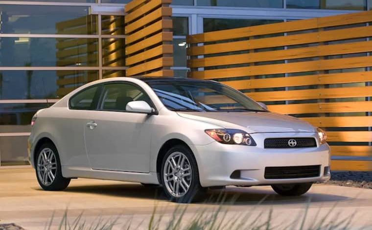 Download 2005-2010 Toyota Scion tC Service Repair Manual.