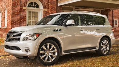 2011 Infiniti QX56 service and repair manual
