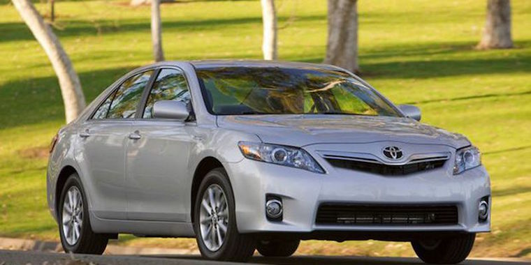 Download 2007-2011 Toyota Camry Service and Repair Manual.