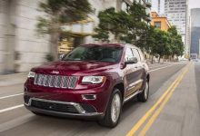 2014-2016 Jeep Grand Cherokee