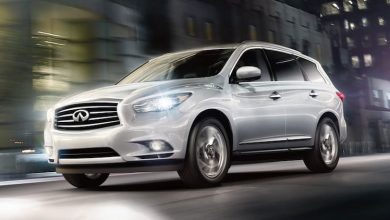 Photo of 2014 Infiniti QX60, OEM Service and Repair Manual.