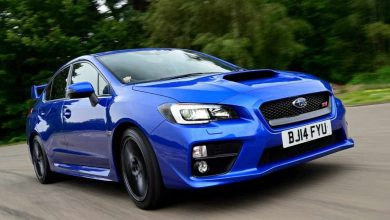 Photo of 2015 Subaru Impreza WRX & WRX STI, OEM Service and Repair Manual.