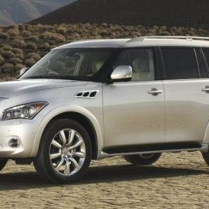 Download 2014 Infiniti QX80 Service Repair Manual.