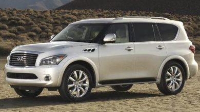 Photo of 2014 Infiniti QX80, OEM Service and Repair Workshop Manual.