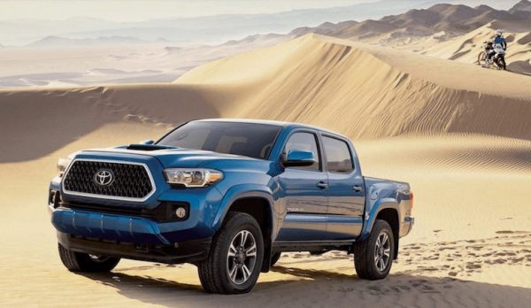 toyota tacoma service and repair manual