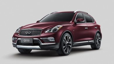 Photo of 2015 Infiniti QX50, OEM Service and Repair Manual.