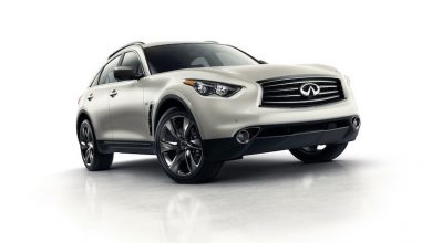 Photo of 2015 Infiniti QX70, OEM Service and Repair Manual.