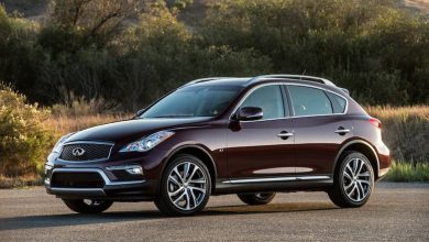Photo of 2016 Infiniti QX50, OEM Service and Repair Manual.
