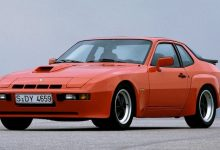 924 Porsche turbo