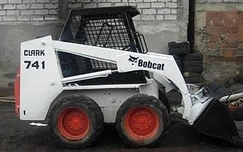 Photo of Bobcat 741, 742, 743, 743DS Factory Service and Repair Manual
