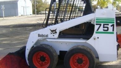 Photo of Bobcat 751, OEM Service and Repair Manual and Parts Manual.