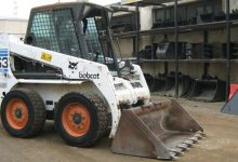 Bobcat 763 and 763 High Flow