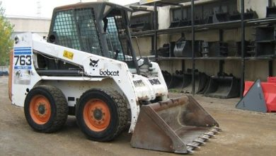 Photo of Bobcat 763 and 763 High Flow, OEM Service and Repair Manual.