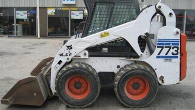 Photo of Bobcat 773 (inlcuding European Models), OEM Service and Repair Manual.