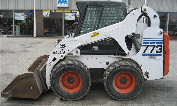 Bobcat 773
