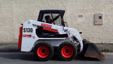 Photo of Bobcat S130, OEM Service Repair Manual and Parts Manual.