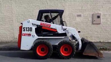 Bobcat S130, OEM Service and Repair Manual with Parts Manual.