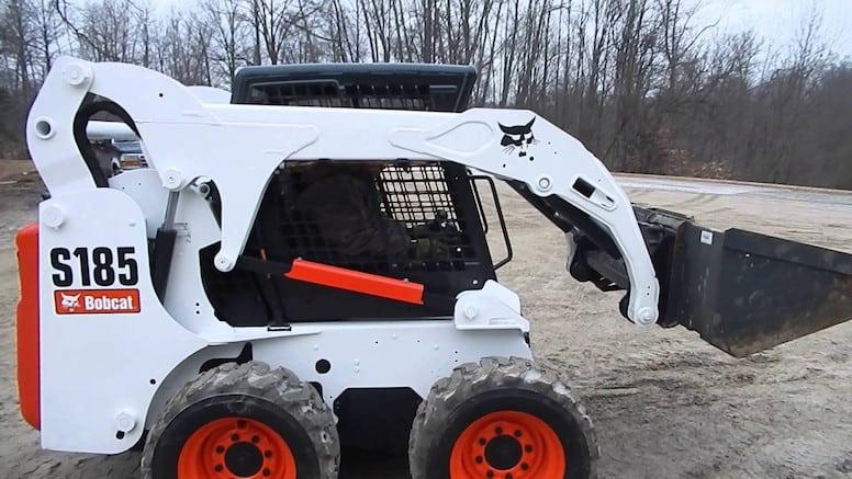 Bobcat S175 & S185 Turbo