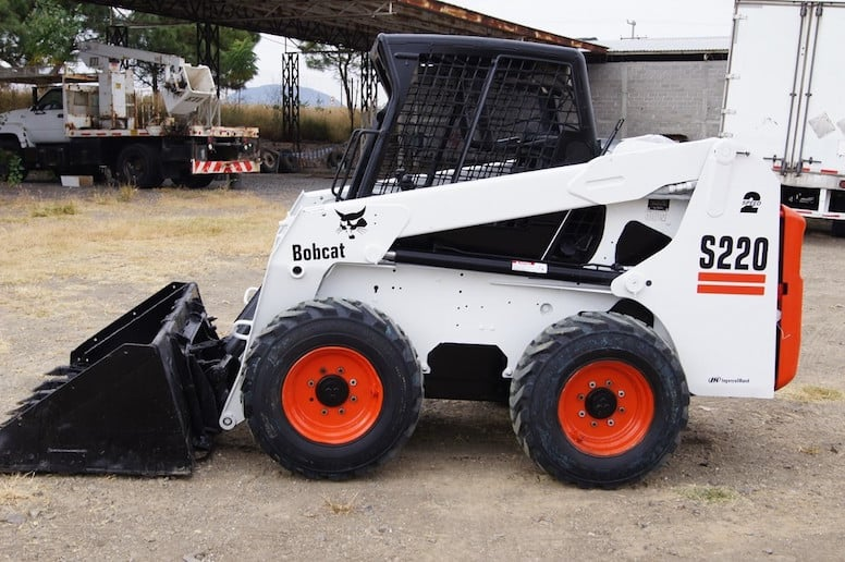 Bobcat S220 Skid
