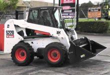 Bobcat S220 Skid-Steer Loader