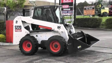 Photo of Bobcat S220 Skid-Steer Loader, OEM Service and Repair Manual with Parts Manual